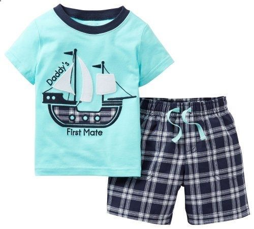 Carters Baby Boy Daddy`s First Mate S... (bestseller)