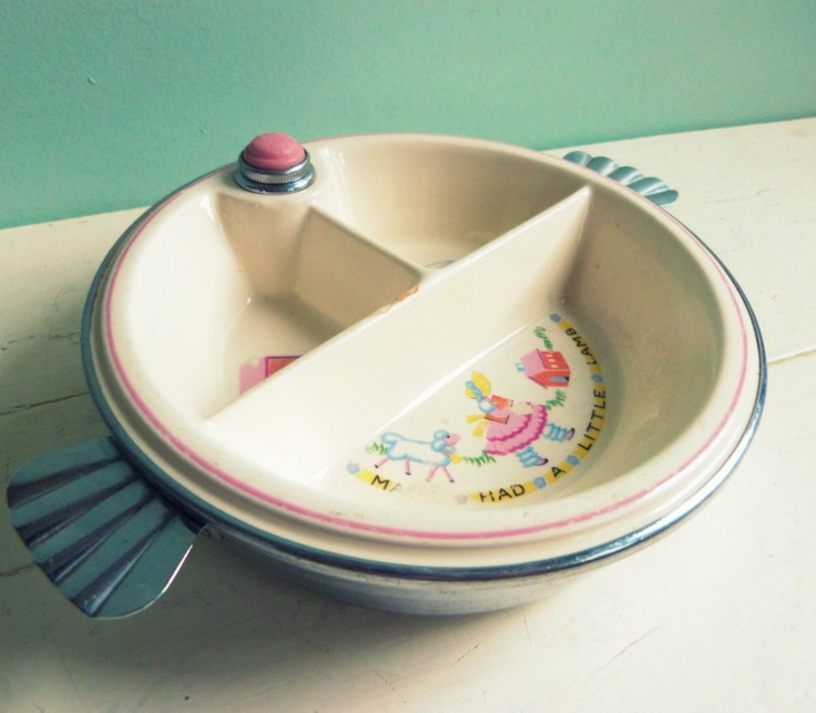 Vintage Baby Dishes 78