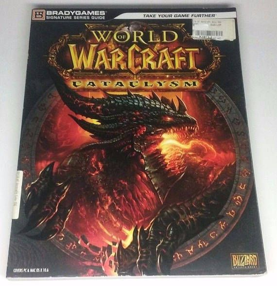 World of Warcraft Cataclysm by BRADYBAMES for PC and BLIZZARD
