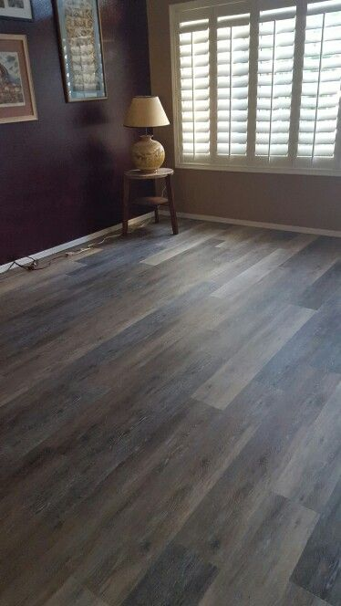 coretec vinyl gives a wood look and feel with incredible durability