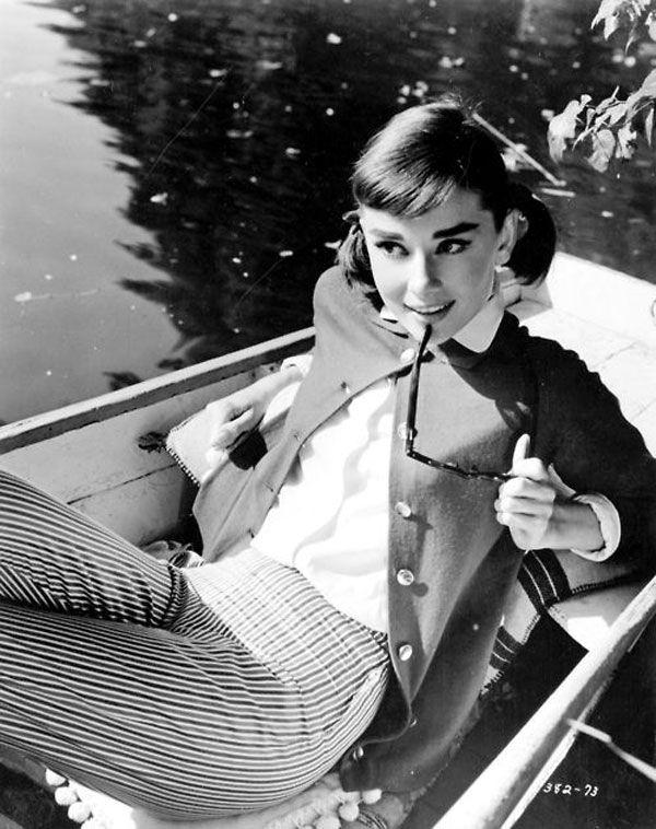 Audrey do dia - Reverbera, querida!