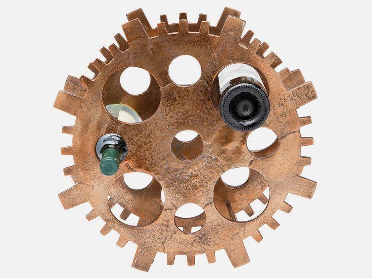 Stojak Na Wino Gear — Stojaki na wino — KARE® Design
