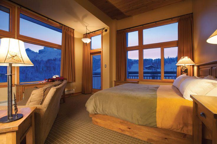 Sunshine Village Banff (ski in ski out hotel)