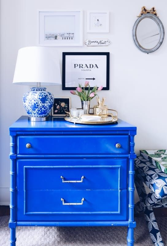 Best 25+ Blue Furniture Ideas On Pinterest