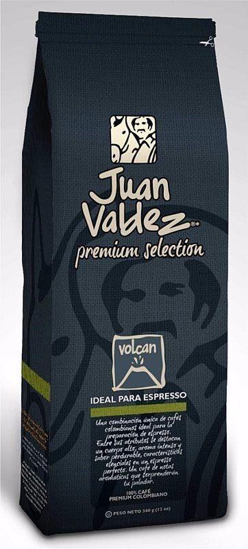 Premium Selection for Espresso Volcan Colombian Coffee Juan Valdez 12Oz  Ground #JuanValdez