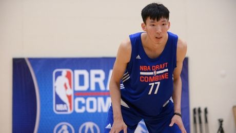 Zhou Qi's potential could lead to NBA draft intrigue