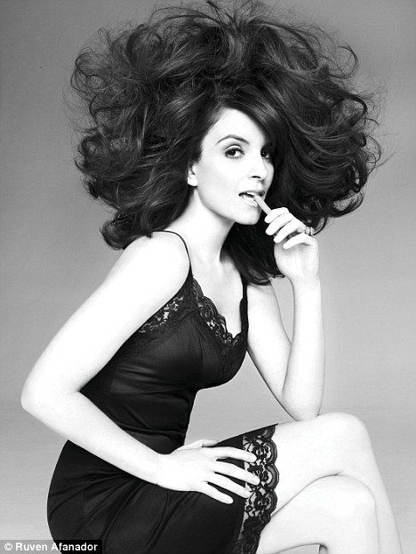 """I am constantly amazed by Tina Fey. And I am Tina Fey."" • Tina Fey"
