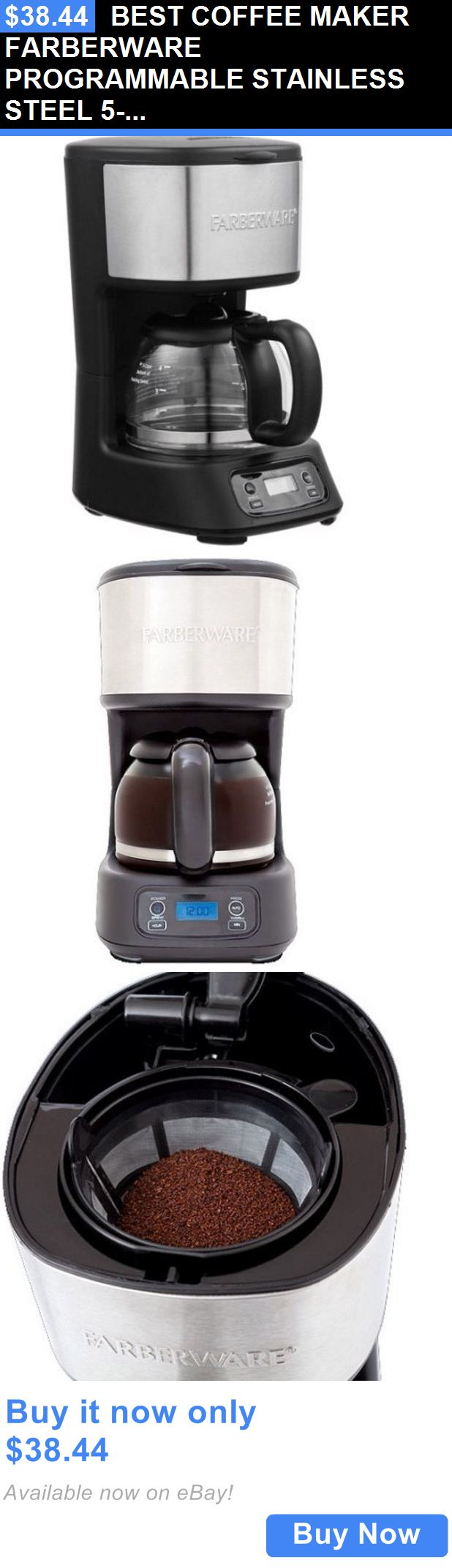 Crofton Coffee Maker With Grinder Instructions : 1000+ ideas about Farberware Coffee Maker on Pinterest Best home espresso machine, Best coffee ...