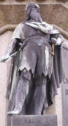 Rollo of Normandy (860-932) - Familypedia - Wikia