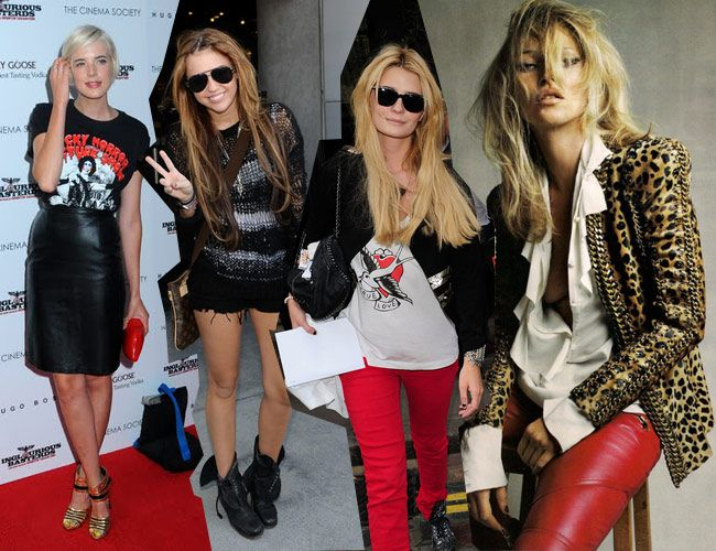 What to wear to a concert - 14 Outfit Ideas....please no more crappy Rick Springfield shirts.