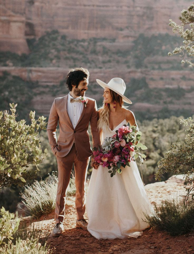 Bridal Trend With Hats Boho Hipster Bride Casey Quigley