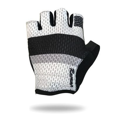 Racmmer 2017 New Arrival Half Finger Cycling Gloves Nylon Unisex Sports Gloves Road/MTB Bicycle Gloves Guantes Ciclismo #CG-06