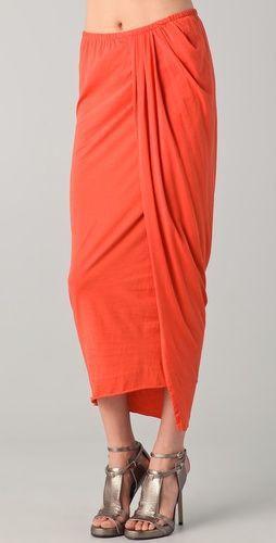 Ankle Length Sarong Skirt