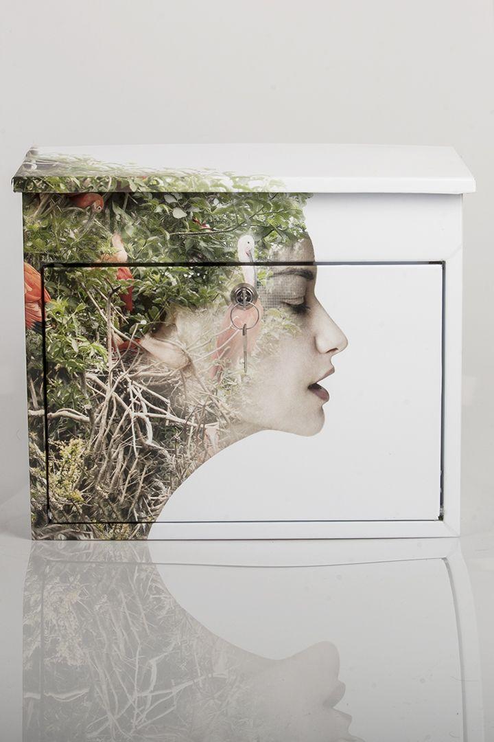 Art mailbox.