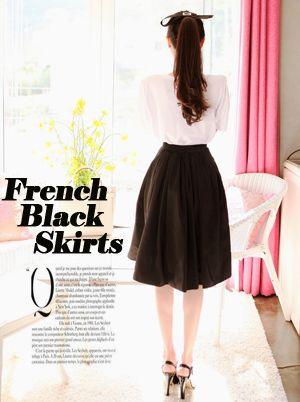 Today's Hot Pick :[Aラインフレアスカート]Aライン☆ふんわりフレアスカート【Soir】 http://fashionstylep.com/SFSELFAA0008479/sooa1216jp/out キレイなAラインのフレアスカートです。 ふんわりしたフレアがフェミニンな印象♪ ゴムウエストで楽チンな履き心地。 カジュアルなTシャツと合わせても大人上品に仕上がります☆ どんなトップスとも相性◎なシンプルデザイン♪ ベーシックなブラックカラーをご用意しました。 フリーサイズです。 身長によって着丈感が異なりますので下記の詳細サイズを参考にしてください。 ◆1色: ブラック