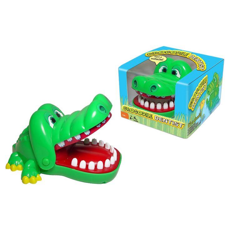 Crocodile Dentist Game, None - Dnu