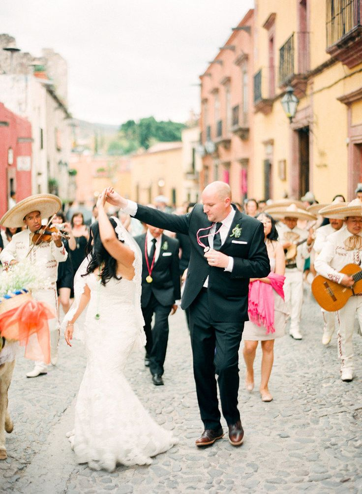 #dancing in the streets Photography: Emily Scannelll Photography - emilyscannell.com View entire slideshow: http://www.stylemepretty.com/2014/04/08/our-favorite-wedding-moments-caught-on-film/