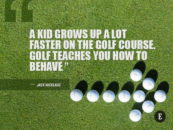 Inspirational Golf Quotes Interesting Best 25 Inspirational Golf Quotes Ideas On Pinterest  Golf