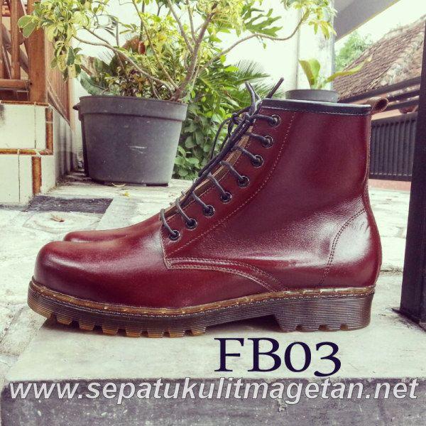 Exclusive Premium Boots FB03