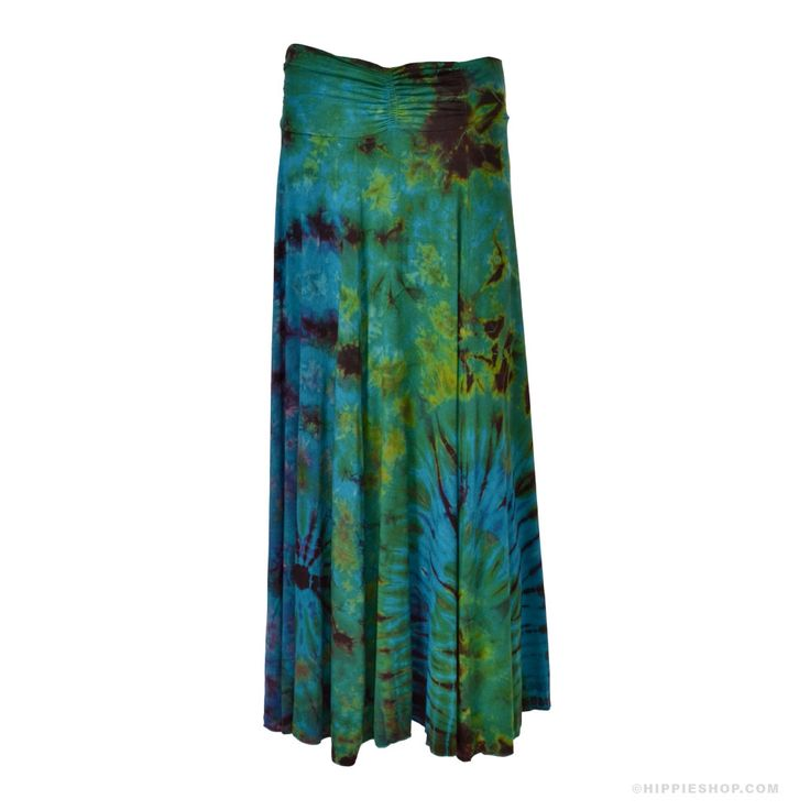 Starlight Tie Dye Maxi Skirt Assorted on Sale for $49.95 at The Hippie Shop