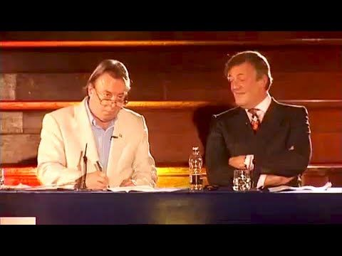 [2 Hour Version] Christopher Hitchens and Stephen Fry - Intelligence Squared Debate [2009]