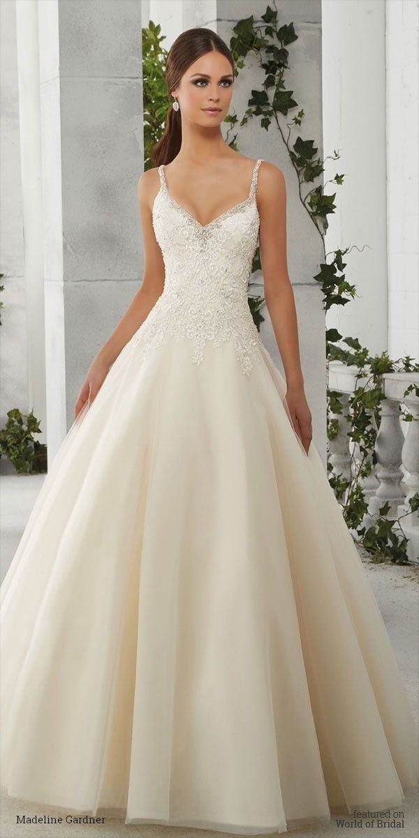 Best Madeline Gardner Wedding Dress