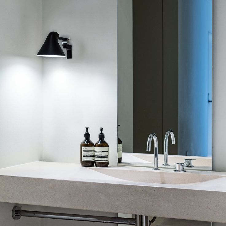 njp short led wall light - Bathroom Lighting