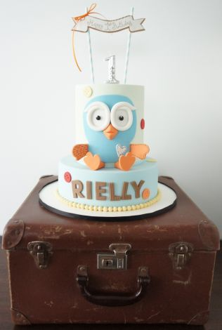 1st Birthday Cakes | Christening Cakes | Giggle & Hoot Cake | Noahs Ark Cake | Dora Cake | Elmo Cake | Princess Cake