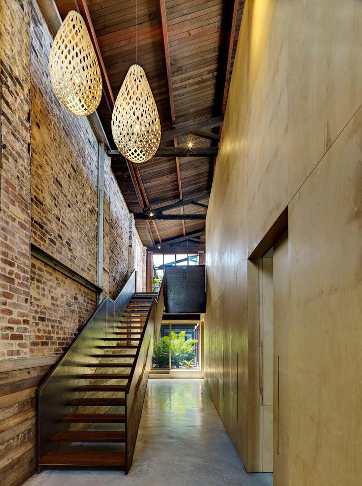 Lilyfield Warehouse by Virginia Kerridge Architecture