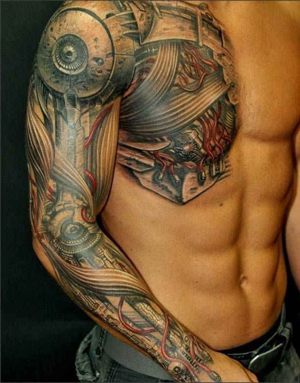 Tattoo Sleeve Ideas For Men & Women   InkDoneRight  55 Tattoo sleeves Ideas! Tattoo sleeves are a huge investment of both time and money. Not only do they cost more than the typical tattoo, they take up...