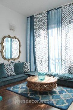 Perfect Moroccan-inspired condo (2013) – mediterranean – living room – montreal – Rebecca Mitchell Interiors  The post  Moroccan-inspired condo (2013) – mediterranean – living room – montreal – ..