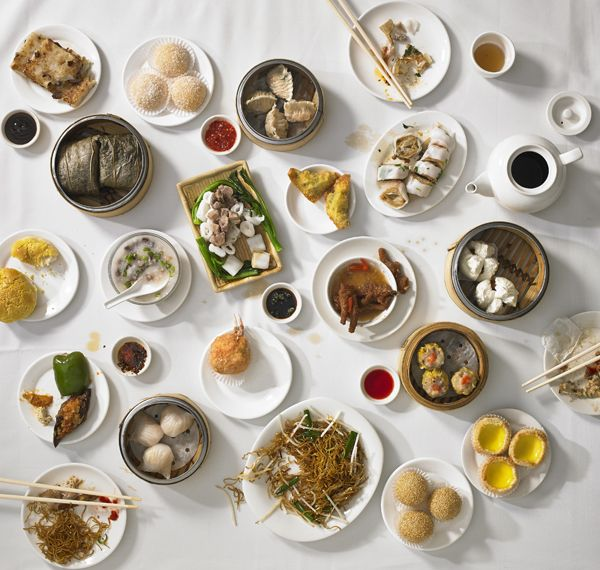 dim sum photo guide chinatown boston  China Pearl in Quincy!!