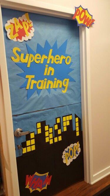 Elementary Super Hero Classroom Ideas ~ Best superhero classroom door ideas on pinterest