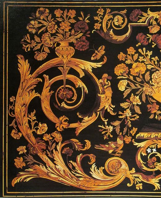 surface fragments: Masterpieces of Marquetry
