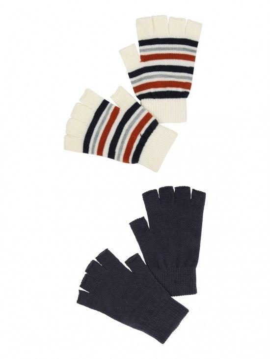 L2017 http://www.peacocks.co.uk/lds-2pk-fingerless-glove-6688ba.html