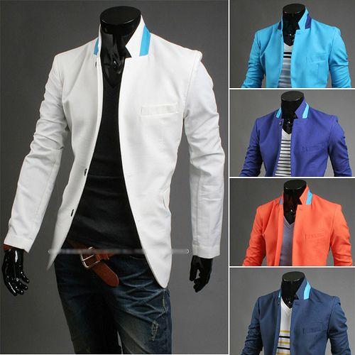 Slim Fit Men Fashion Blazer http://www.sneakoutfitters.com/Fall-2013-Collection/Slim-Fit-Men-Fashion-Blazer-p4065.html
