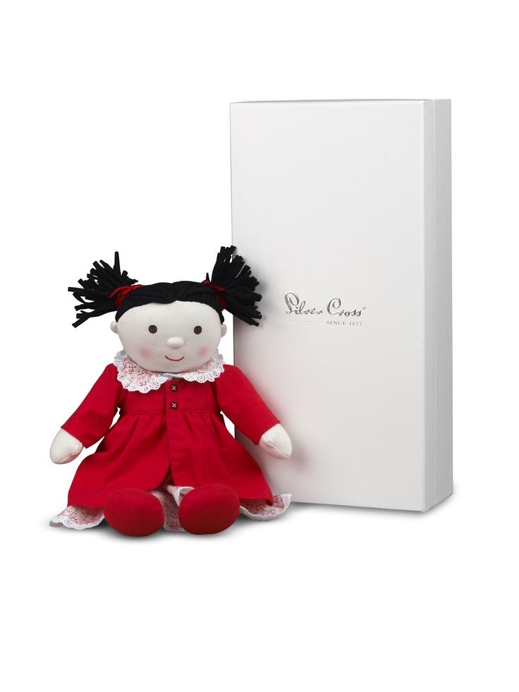 Beth Silver Cross Rag Doll