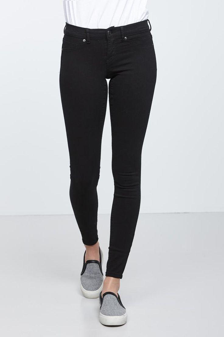 Alex jeans black Gina Tricot