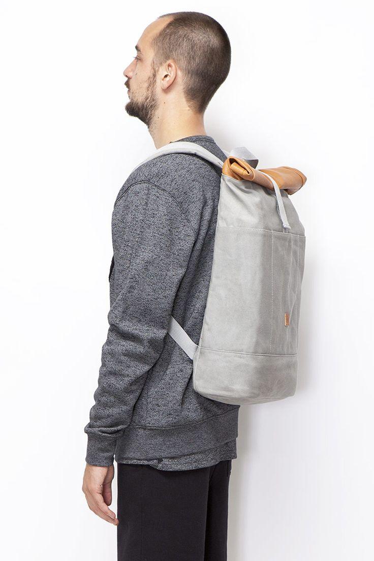 UCON ACROBATICS - HARAS BACKPACK GREY #haras #backpack #grey #ucon #acrobatics #fashion