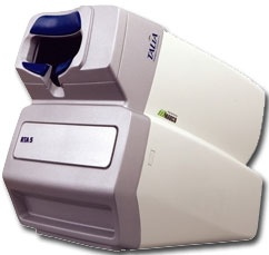 This new instrument, the RTA 5, measures the retina (the tissue in the back of the eye) in order to detect and track early signs of Glaucoma, Diabetic Macular Edema and Age-Related Macular Degeneration. Conventional tests are often inconclusive, difficult and time consuming, or they detect the diseases after damage has already occurred.: Early Signs, Diabetic Macular, Track Early, Macular Degeneration, Macular Edema, Age Related Macular, Conventional Tests, Eye
