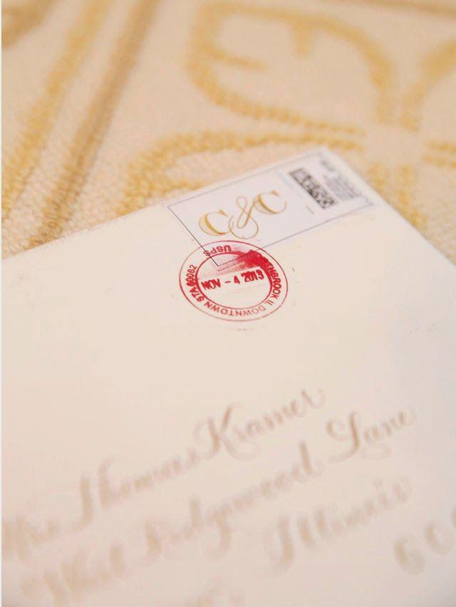 monogram wedding envelope seals sticker%0A Grant Park Chicago Map