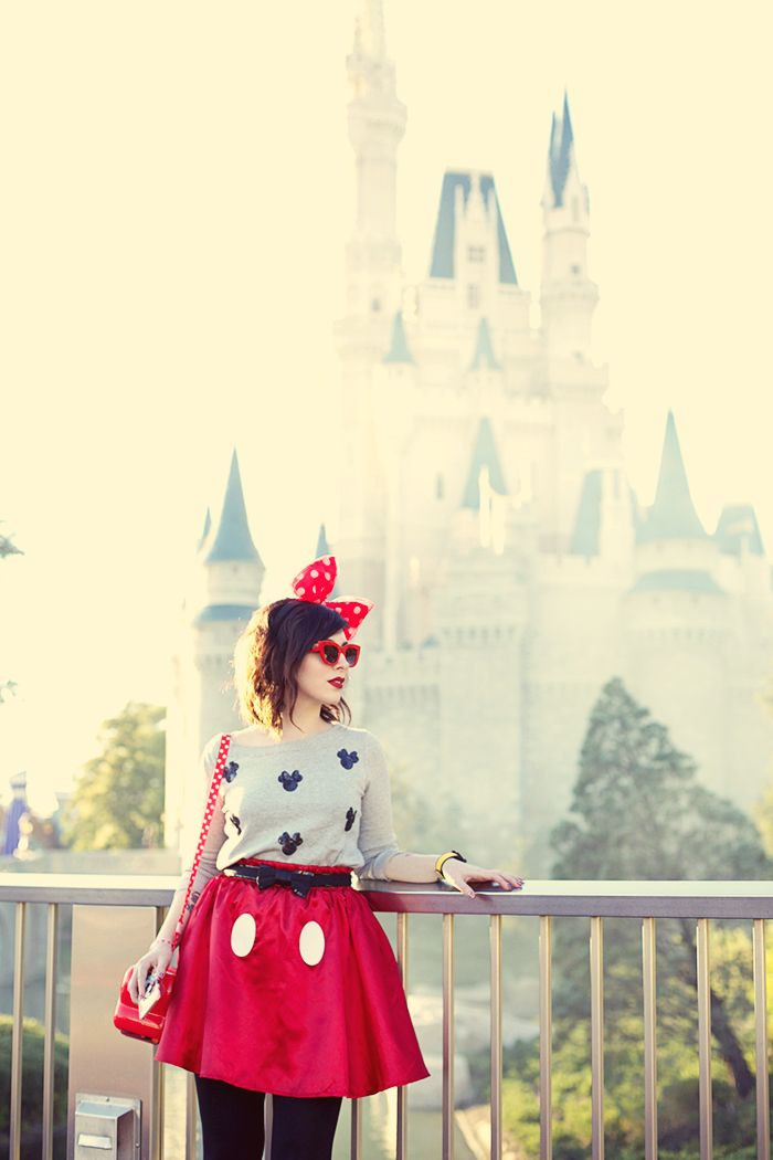 A Very Mickey Outfit
