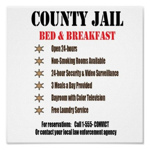 All Agency Provide Free Rides To Your Local Bed And Breakfast...LOL