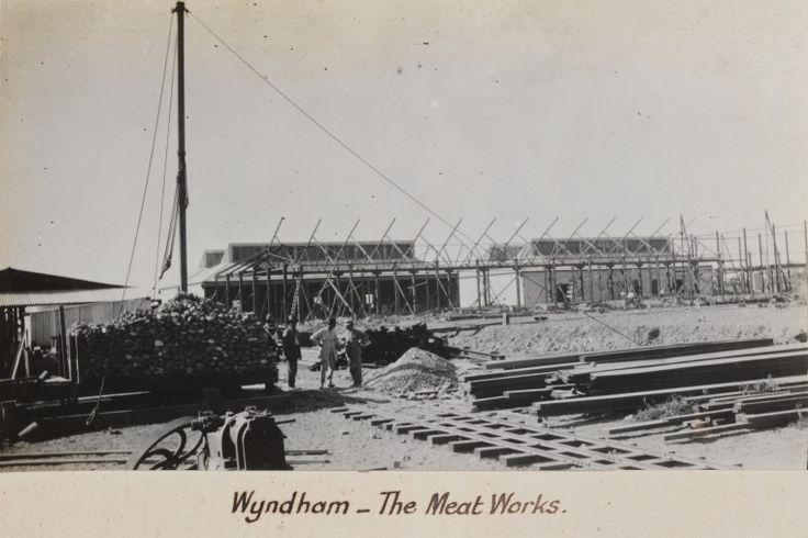 3231B/139: Wyndham Meatworks, 1916 http://encore.slwa.wa.gov.au/iii/encore/record/C__Rb4688821?lang=eng