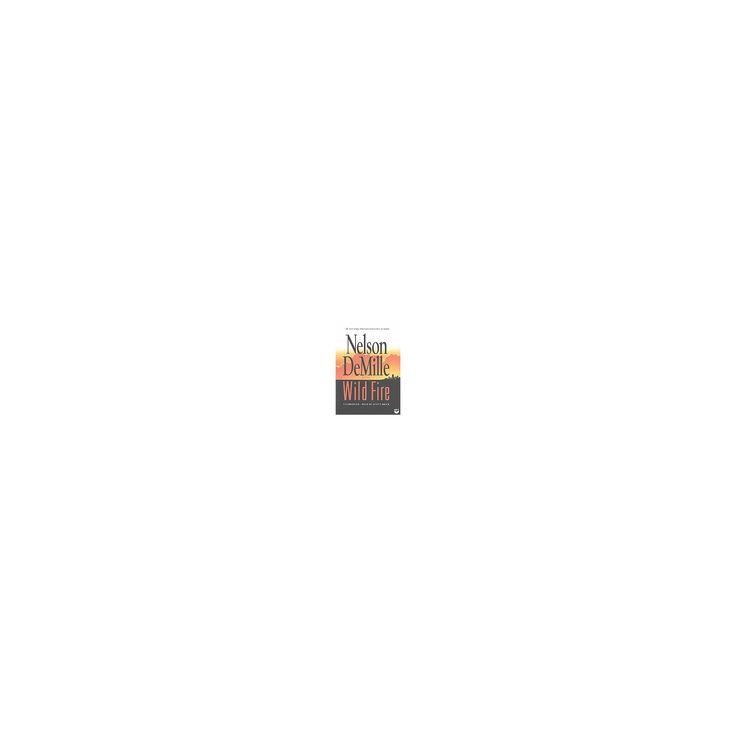 Wild Fire (Unabridged) (MP3-CD) (Nelson DeMille)