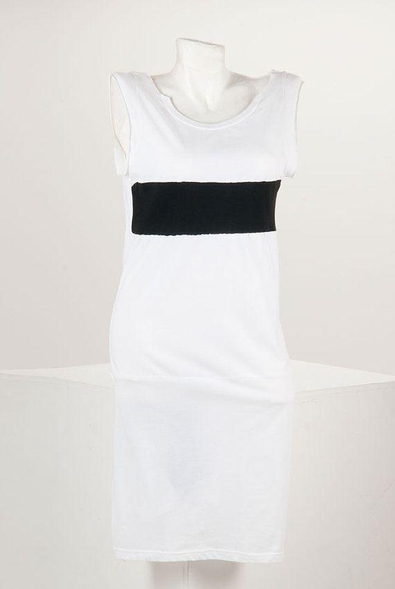 La Pomme D'Eve Stripe Dress by lapommedeve on Etsy, €50.00