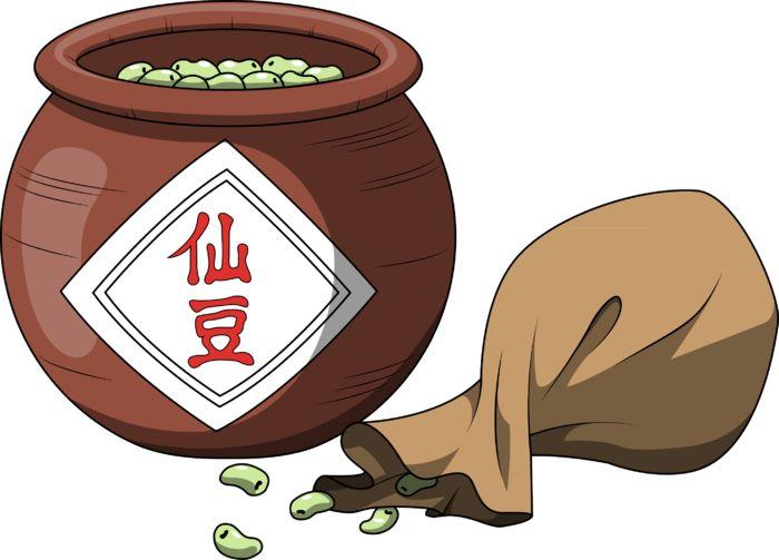 las Semillas del Ermitaño. son semillas cultivadas por el maestro Karin, creador de ellas.  Son usadas por Karin para curar en un segundo a personas casi muertas al instante