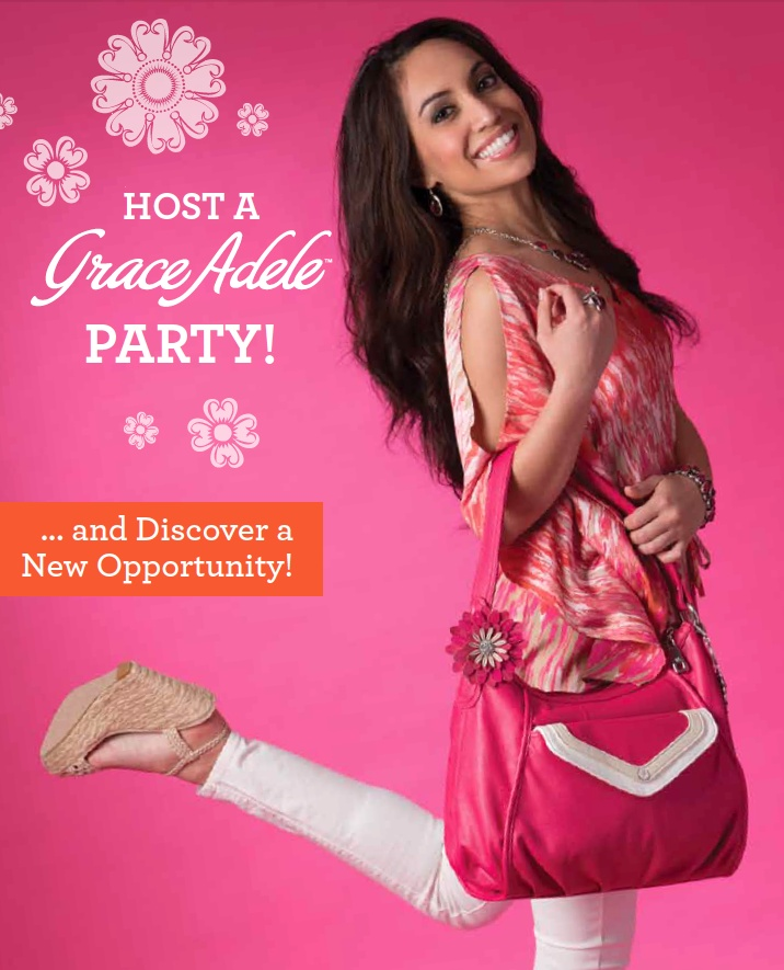 Host a Grace Adele Party! - https://stylewithbarbara.graceadele.us/GraceAdele/Home