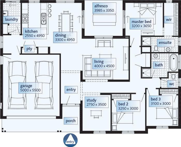 Best 25+ Single storey house plans ideas on Pinterest ...