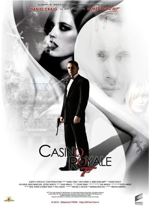 James Bond Casino Royale : 021